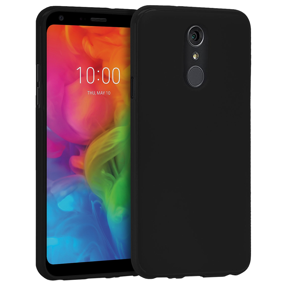 on sale 2f0fc 5204f Flexi Slim Stealth Case for LG Q7 - Black (Matte)